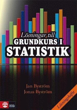 bokomslag Lösningar till Grundkurs i statistik