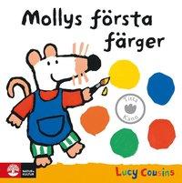 bokomslag Mollys första färger