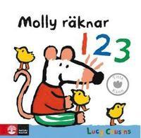 bokomslag Molly räknar 1 2 3