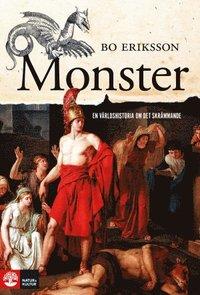 bokomslag Monster : en världshistoria om det skrämmande