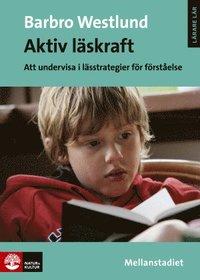 bokomslag Aktiv läskraft, Mellanstadiet