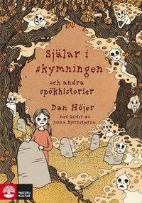 bokomslag Själar i skymningen och andra spökhistorier