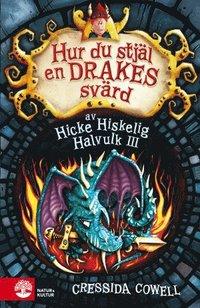 bokomslag Hur du stjäl en drakes svärd
