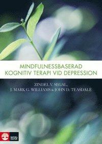 bokomslag Mindfulnessbaserad kognitiv terapi vid depression