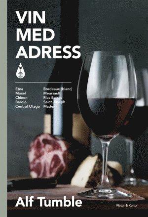 bokomslag Vin med adress