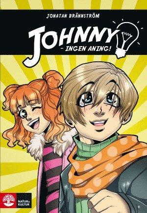 bokomslag Johnny ingen aning