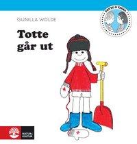 bokomslag Totte går ut