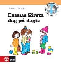 bokomslag Emmas första dag på dagis