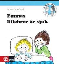 bokomslag Emmas lillebror är sjuk