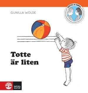 bokomslag Totte är liten