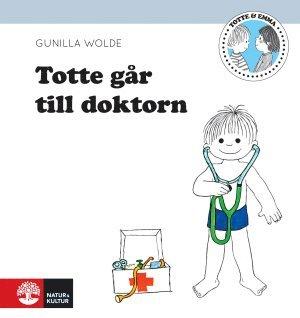 bokomslag Totte går till doktorn