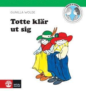 bokomslag Totte klär ut sig
