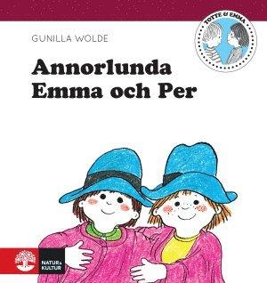 bokomslag Annorlunda Emma och Per