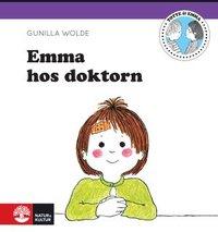 bokomslag Emma hos doktorn