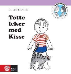 bokomslag Totte leker med kisse