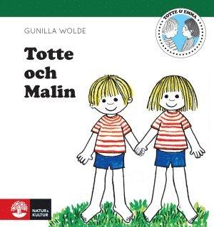 bokomslag Totte och Malin