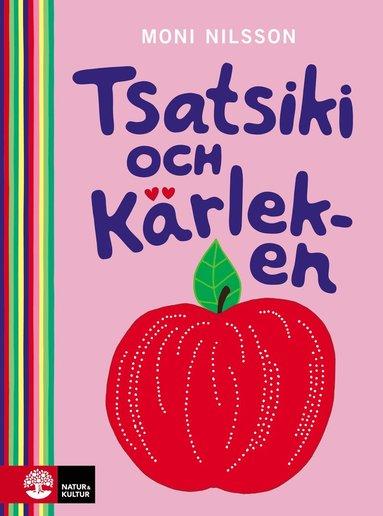 bokomslag Tsatsiki och kärleken