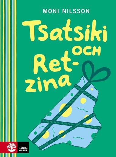 bokomslag Tsatsiki och Retzina