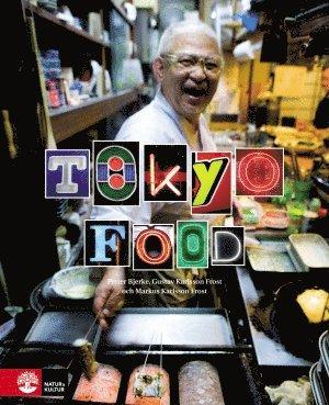 bokomslag Tokyo food
