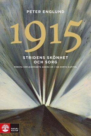 bokomslag 1915 : Stridens skönhet och sorg : första världskrigets andra år i 108 korta kapitel