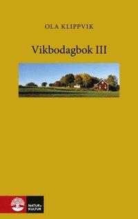 bokomslag Vikbodagbok III