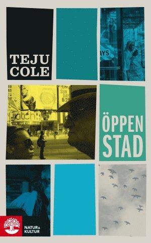 bokomslag Öppen stad : roman