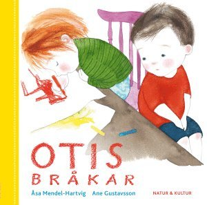 bokomslag Otis bråkar