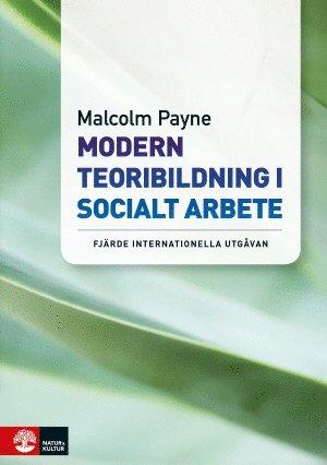 bokomslag Modern teoribildning i socialt arbete