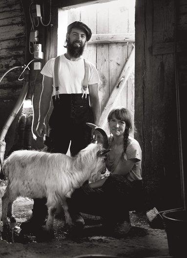 bokomslag Köttbonden : att föda upp, slakt och tillaga riktigt bra kött