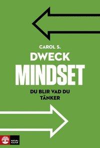 bokomslag Mindset : du blir vad du tänker