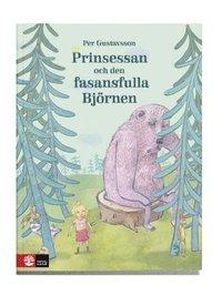 bokomslag Prinsessan och den fasansfulla Björnen