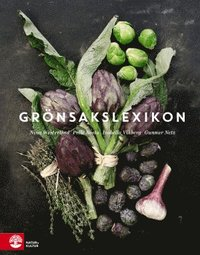 bokomslag Grönsakslexikon