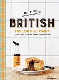bokomslag Best of British : Taylors & Jones