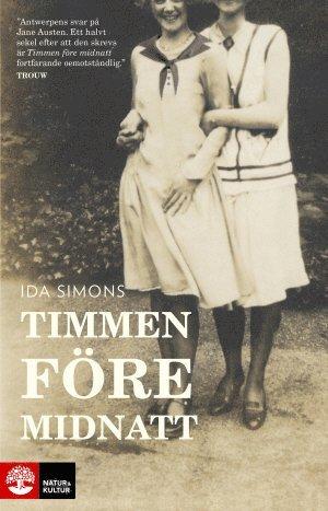 bokomslag Timmen före midnatt