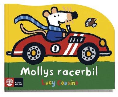 bokomslag Mollys racerbil