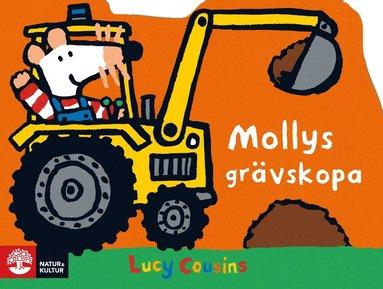 bokomslag Mollys grävskopa