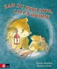 bokomslag Kan du inte sova, Lilla björn?