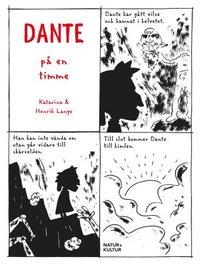bokomslag Dante på en timme