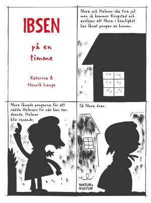 bokomslag Ibsen på en timme