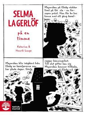 bokomslag Selma Lagerlöf på en timme