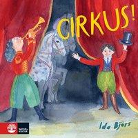 bokomslag Cirkus!