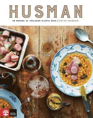 bokomslag Husman : alla de klassiska rätterna (och några bortglömda)