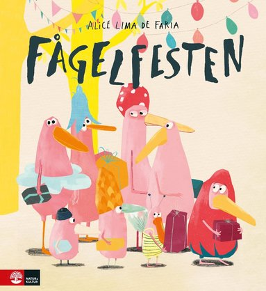 bokomslag Fågelfesten