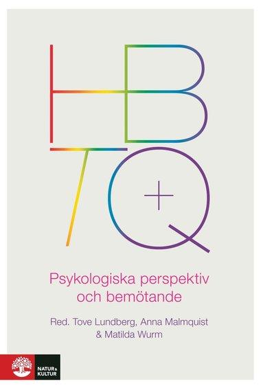 bokomslag HBTQ+ : psykologiska perspektiv och bemötande