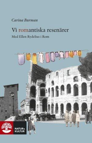 bokomslag Vi romantiska resenärer