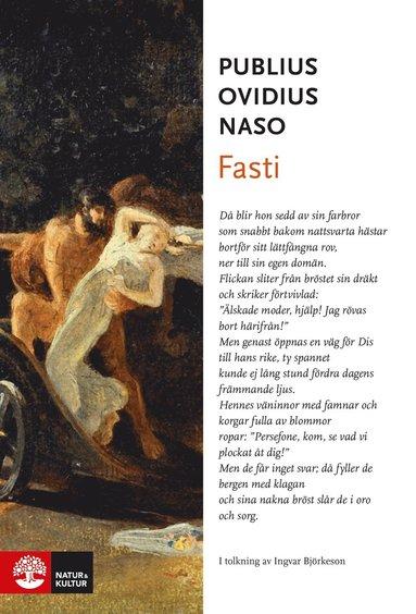 bokomslag Fasti