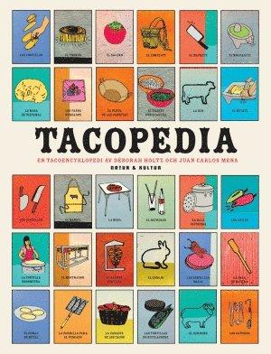 bokomslag Tacopedia