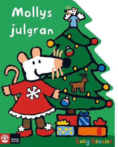 bokomslag Mollys julgran