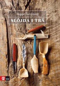 bokomslag Slöjda i trä