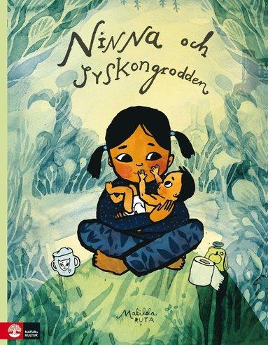 bokomslag Ninna och syskongrodden